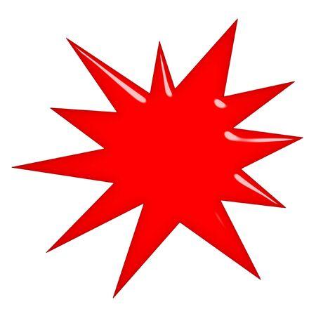 3d starburst