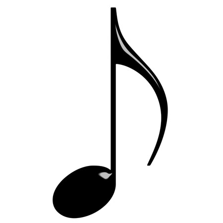 eighth: 3d Eighth Note