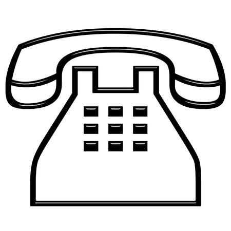 3d telephone  photo