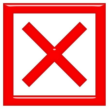 esplicito: segno rifiutati o nominale X 3D