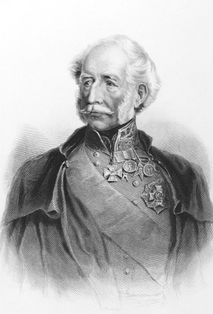 hugh: Hugh Gough, 1st Viscount Gough (1779-1869) on engraving from the 1800s. British Field Marshal. Published in London by Virtue & Co.