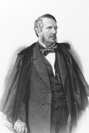 viceroy: John Lawrence, 1st Baron Lawrence (1811-1879) on engraving from the 1800s. Irishman who became a prominent British pro-consul and imperial statesman who served as Viceroy of India from 1864 to 1869. Engraved by T.W.Knight and published in London by Virtue