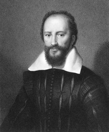 statesman: Maximilien de Bethune, duc de Sully (1560-1641) su incisione dal 1800. Francese statista che, come il Ministro attendibile del re Enrico IV, contribuito in maniera sostanziale per la riabilitazione di Francia dopo le guerre di religione (1562-1598). Incisione di W.Ho