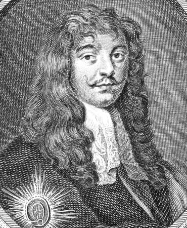 statesman: Henry Bennet, 1st Earl of Arlington (1618-1685) on engraving from the 1700s. English statesman.