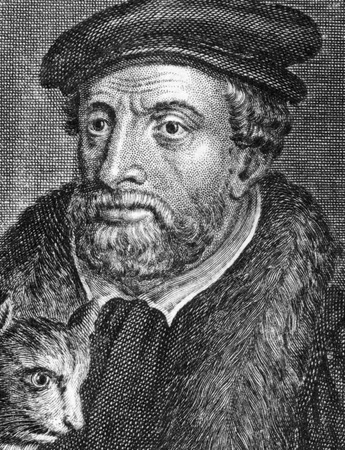 richard: Richard Whittington (1354-1423) on engraving from 1784. Medieval merchant and politician.  Engraved by Benoist.