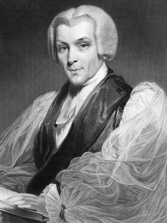 clergyman: William Howley (1766-1848) on engraving from 1836. Clergyman in the Church of England, Archbishop of Canterbury during 1828-1848. Engraved by H.Robinson after a painting by Owen and published by Virtue & Co. Editorial