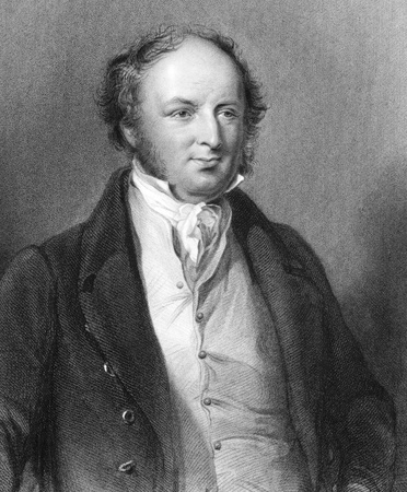 staunch: Sir Robert Harry Inglis, 2nd Baronet (1786-1855) on engraving from 1800s. English Conservative politician, noted for his staunch High church views. Engraved by J.Jenkinks after a painting by G.Richmond and published by G.Virtue.