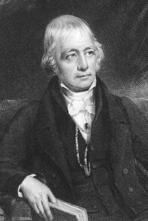 scott: Sir Walter Scott, 1st Baronet (1771-1832) on engraving from 1832. Scottish historical novelist, playwright, and poet. Engraved by J.Thomson after a painting by J.Graham and published by Fisher, Son Co London.