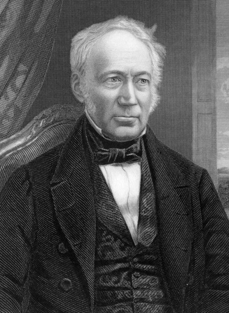 ure: Andrew Ure  (1778-1857) on engraving from 1800s. Scottish doctor, scholar and chemist. Engraved by C.Cook after a picture by W.H.Diamond and published by W.Mackenzie.