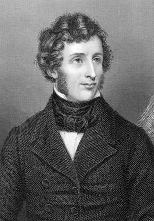 friedrich: Friedrich Wohler (1800-1882) on engraving from 1800s. German chemist. Engraved by C.Cook after a picture by Allemand and published by W.Mackenzie. Editorial