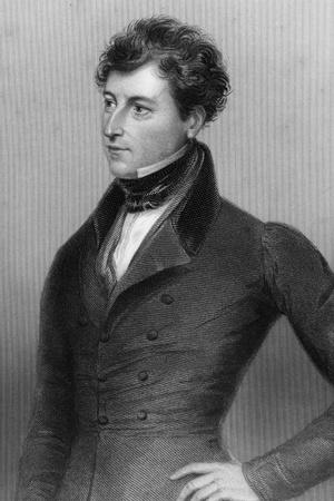 frederic: Federico Thesiger, 1er Bar�n de Chelmsford (1.794 a 1878) en el grabado de 1837. Jurista y pol�tico brit�nico conservador. Grabado por Edwards en una pintura de Holmes y publicado por G. virtud.