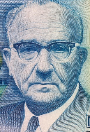 sheqalim: Levi Eshkol (1895-1969) on 5 New Sheqalim 1987 Banknote from Israel. Third Prime Minister of Israel during 1963-1969. Stock Photo
