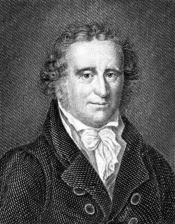 leopold: Friedrich Leopold zu Stolberg-Stolberg (1750-1819) on engraving from 1859. German poet. Engraved by unknown artist and published in Meyers Konversations-Lexikon, Germany,1859.