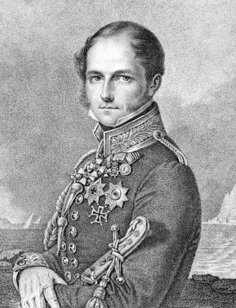 leopold: Leopold I of Belgium (1790-1865) on engraving from 1859. First king of the Belgians. Engraved by Vogel junior and published in Meyers Konversations-Lexikon, Germany,1859.