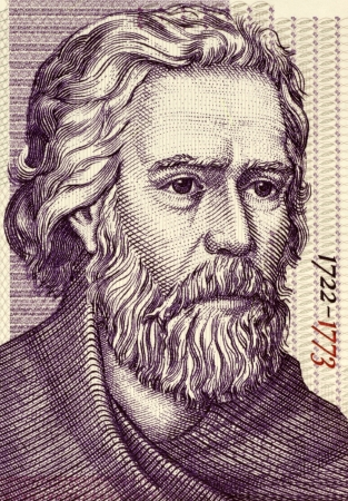 banknote uncirculated: Paisius of Hilendar  1722-1773  on 2 Leva 2005 Banknote from Bulgaria  Bulgarian clergyman who played a key role in the Bulgarian National Revival