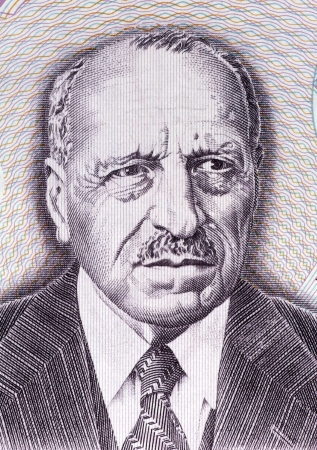 pap: Georgios Papanikolaou (1883-1962) on 10000 Drachmes 1995 Banknote from Greece