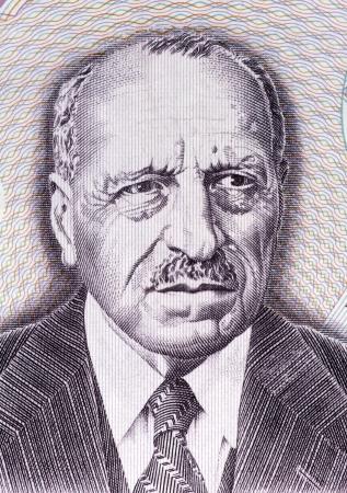 pap smear: Georgios Papanikolaou (1883-1962) on 10000 Drachmes 1995 Banknote from Greece