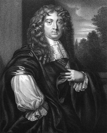 John Maitland, 1st Duke of Lauderdale (1616-1682) on engraving from 1831. Scottish politician, and leader within the Cabal Ministry. Engraved by W.T.Mote and published in Portraits of Illustrious Personages of Great Britain,UK,1831.
