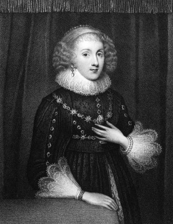 sidney: Mary Sidney (1561-1621) on engraving from 1830. English writer. Engraved by W.T.Fry and published in Portraits of Illustrious Personages of Great Britain,UK,1830.