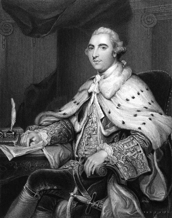 illustrious: William Petty, 2nd Earl of Shelburne (1737-1805) on engraving from 1834. Prime Minister of Great Britain during 1782–1783. Engraved by H.Robinson and published in Portraits of Illustrious Personages of Great Britain,UK,1834.  Editorial