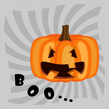 Jack pumpkin Illustration