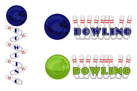 Bowling, vector