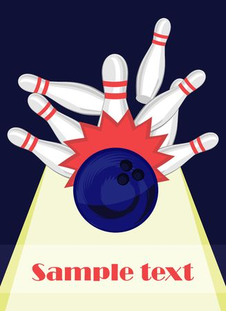 distraction: Bowling championship