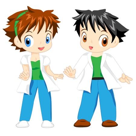 Medical People in Uniform