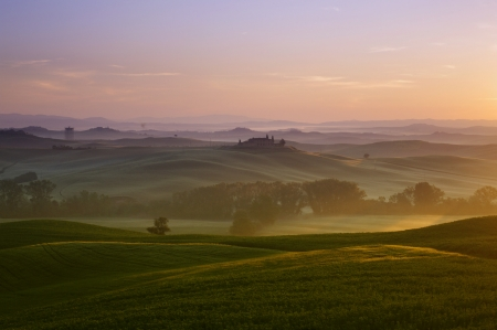 a nice view of landscape in tuscany Stock Photo - 13926430