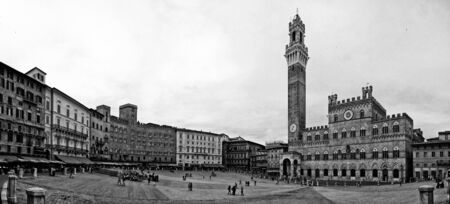 sienna: Tuscan, SIena,Piazza del Campo