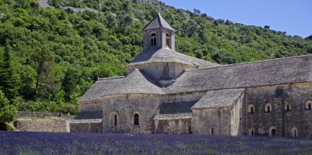 senanque: abbey of Senanque,Provence,France