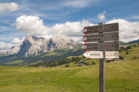 alpe di siusi,sud tyrol,Italy
