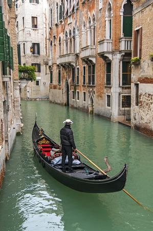 artisctic view of Venice,Italy Editorial