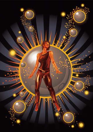 trance: StarDancer Illustration