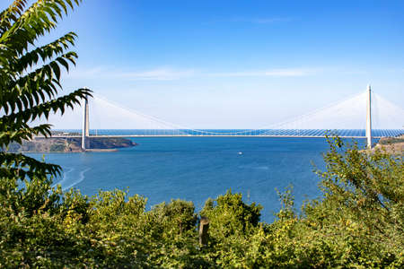 Third Bosphorus Istanbul bridge to be called Yavuz Sultan Selim