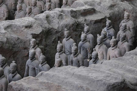 tyrant: The Terra-cotta Warriors and Horses Editorial