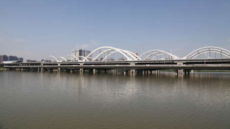 wide: Xi an, wide bridge