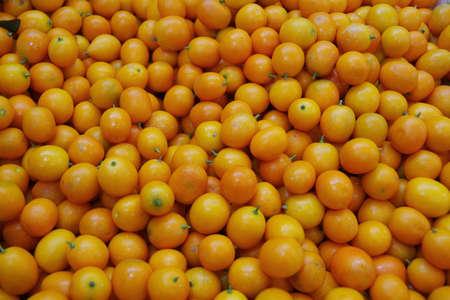 Cherry oranges Stockfoto