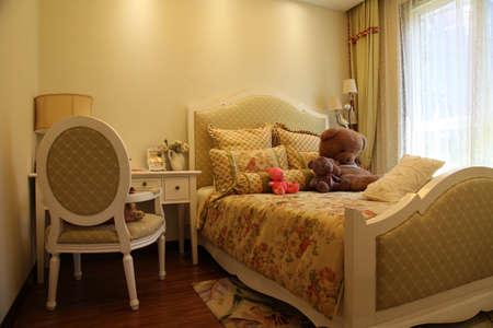Bedroom interior Stock Photo - 85669732