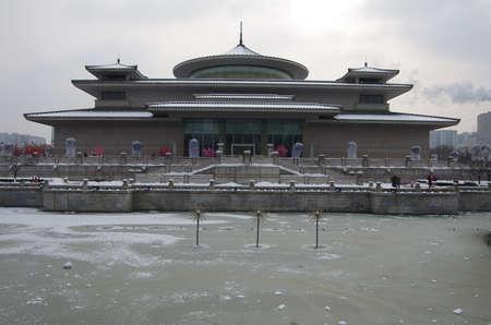 Xian museum buildings