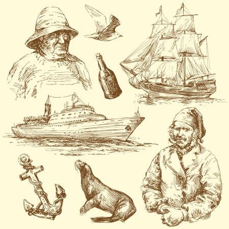 marine bird: elementos n�uticos