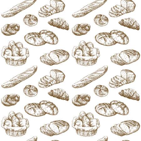 brood - naadloos patroon