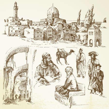 testament: Jerusal�n Vectores