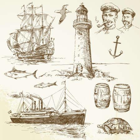 naval: nautical elements