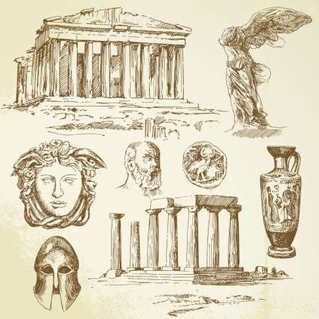 doric: antique greece