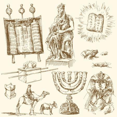 巡礼: 聖書 - 手描きコレクション