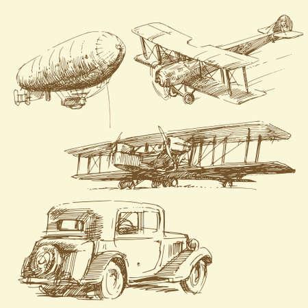20种常见的交通工具,找一找看一看,你都认识这些汽车吗?