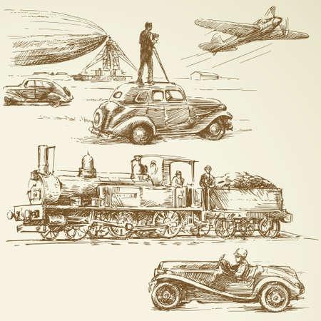 luftschiff: alten Zeiten