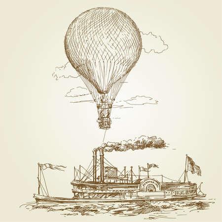 steamship: oude tijd verzamelen
