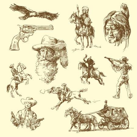 vaquero: salvaje oeste
